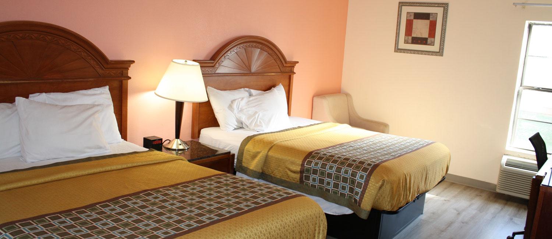 Hotel Executive Inn Wf Guest Rooms