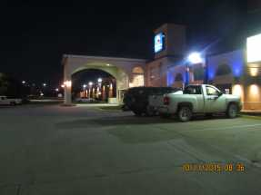Executive Inn & Suites Wichita Falls - Night View