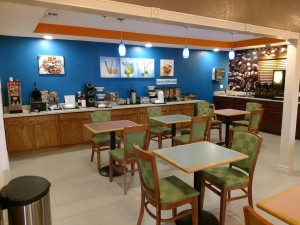 Executive Inn & Suites Wichita Falls - Breakfast Area