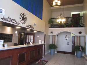 Executive Inn & Suites Wichita Falls - Lobby